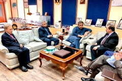 GRG-team-discussing-Maritime-Investment-Proposal-with-Minister-Maritime-Affairs-Mr-Ali-Zaidi-and-his-team-2