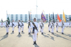 GRG AWARDS DISTRIBUTION ON PMA 57 BATCH PASSING OUT PARADE