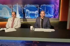Chairman GRG on GTV Talk Show as Special Guest