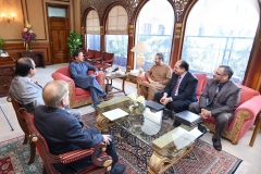 Chairman-GRG-and-Director-Corporate-Affairs-GRG-meeting-with-Prime-Minister-of-Pakistan-Mr-Imran-Khan-at-PM-Office-2
