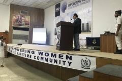 Chairman GRG as Guest Speaker at Pakistan Marine Academy