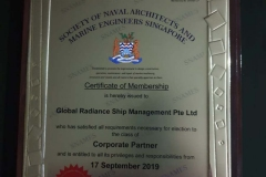 Certificate-of-Membership-awarded-to-Chairman-GRG-by-SNAMES