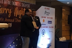 Chairman-GRG-receiving-Membership-Plaque-from-SNAMES-3