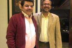 Visiting Senior Anchor Mr. Mubashar Luqman